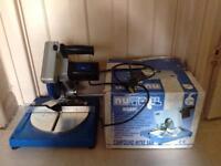 NV Tool MS200 800 Watt Compound Mitre Saw