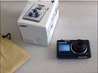 New Samsung smart camera DV151F 16.2MP Digital Camera - Dual LCD Wifi easy share to mobile phones