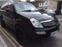 2006 SSANGYONG REXTON ££££'S OF EXTRAS!!
