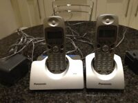 HOME TELEPHONES TWIN HANDSET