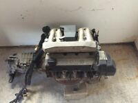 BMW e30 1.6 fuel injected engine