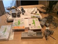 Nintendo wii. All parts as shown on photo.