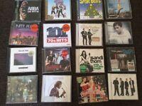 37 music cds