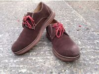 Mens Size 7 Leather Shoes