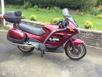 HONDA ST1100 PAN EUROPEAN - MINOR DAMMAGE - Do yourself a favour - Read on REAL Bargain