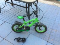 Boys 12 Inch Bicycle (3-5years)
