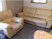 Three sofa sofa bed and single chair