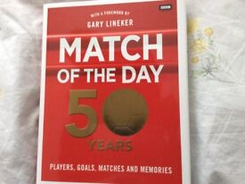 50 years of match of the day
