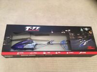 Remote control helicopter T-77