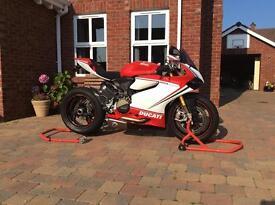 2013 Ducati 1199 Panigale tricolore