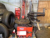 Tyre changer machine for sale