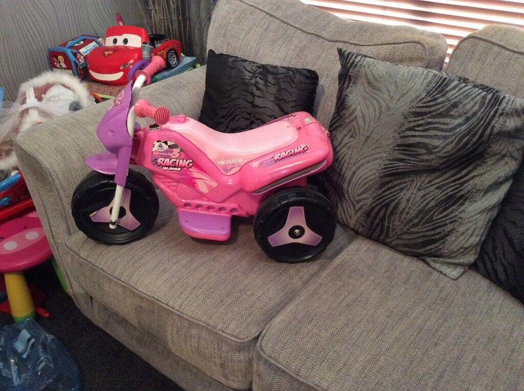 Toy Electric motor bike