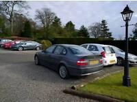 2002 BMW 3 Series e46 318i SE 2.0l -MOT AUG 2017