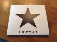 David Bowie Black Star CD
