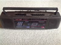 Realistic Stereo Radio Cassette player