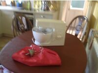 Kenwood Chef Mixer with Tools & Dust Cover