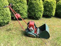 Suffolk Colt Petrol Lawnmower