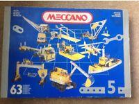 Meccano Construction Kit