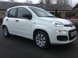 Fiat Panda 1.2 Pop. ONE LADY OWNER, LOW MILEAGE CAR WITH FIAT WARRANTY TO SEPTEMBER 2017.