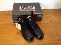 Magnum Steel Toe Cap Boot size 7 - Brand New