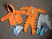 Baby boy clothes 3-6 months 41 items