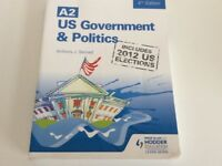 A2 US Government & Politics. 4th Edition