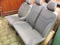 VIVARO TRAFIC PRIMASTAR SET OF SEATS