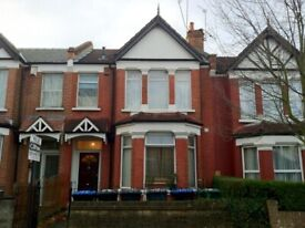 We are offering this terraced house arrange as self contained studios situated in Willesden