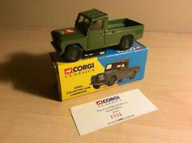 Corgi Classics Collectors Land Rover.