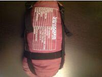 Voyager sleeping bag