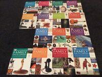 Set of 15 children's Encyclopedias