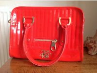 Red Ted Baker Handbag, excellent condition