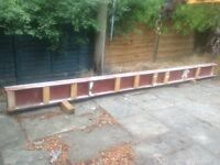 R S J 5m long 305 x 165 £130 ono