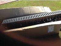 Garden/patio drainage system