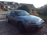 Mazda, MX-5, Convertible, 2008, Manual, 1798 (cc), 2 doors