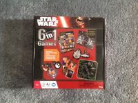 Star Wars 6 in 1 game