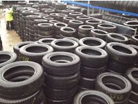 Part worn tyres 195/65/15--205/55/16- wholesale/ sets & pairs available