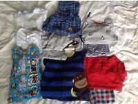 Boys 18-24 months pyjama bundle