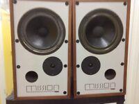 Mission 700 loudspeakers