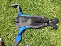 XS kids full wetsuit