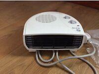Glen electric fan heater