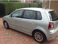 VW POLO BLUEMOTION 2 TDI A/C FOR SALE