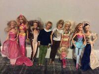 Big barbie bundle!