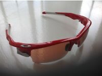 Brand New - Red/White Oakley sunglasses