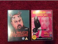 Bill Bailey DVDs