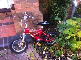 Boy's 1st BMX Bike - Magnum Hot Rod