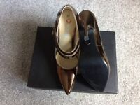 Shoes by Morgan size 5
