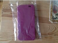 2 brand new covers for Htc one m8 phone