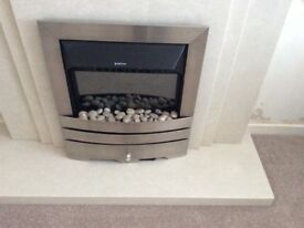 fire place Marble fire surround