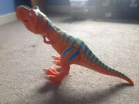 2 Dinosaur Train interactive figures